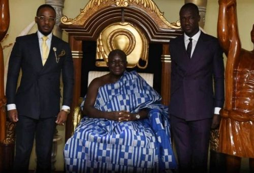 Otumfuo Set For Peace Award For His Role In Dagbon Peace Process